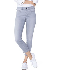 NYDJ - Ami Skinny Ankle Jeans in Carbon Beach
