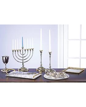 Reed & Barton - Roseland Seder Plate