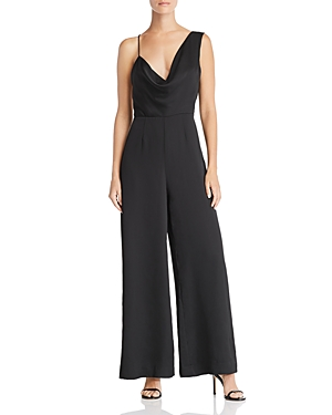Keepsake Romance Asymmetric Jumpsuit
