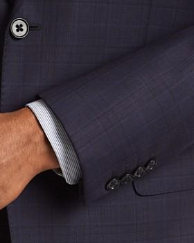 Emporio Armani - G-Line Plaid Classic Fit Suit