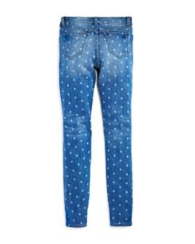 DL1961 - Girls' Faded Polka-Dot Skinny Jeans - Big Kid