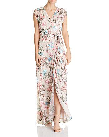 Yumi Kim - Swept Away Floral Silk Maxi Dress
