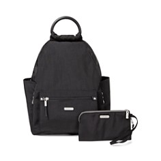 Baggallini - Classic All Day Backpack with RFID Phone Wristlet