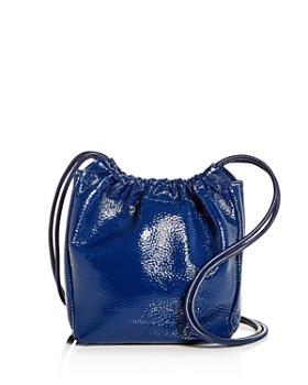 Creatures of Comfort - Mini Patent Leather Pint Bag