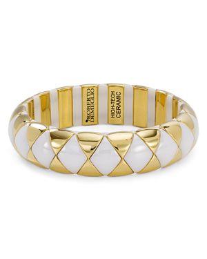 Roberto Demeglio Aura Diva Ceramic Stretch Bracelet