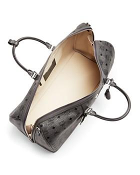 MCM - Visetos Traveler Extra Large Weekender Bag