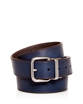 COACH - Reversible Leather Belt