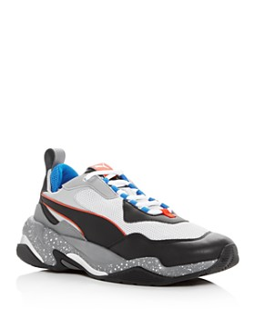 PUMA - Men's Thunder Electric Lace Up Sneakers