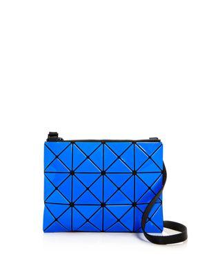 Lucent Two-Tone Crossbody Bag - Blue, Blue/Dark Blue/Gunmetal