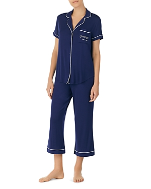 kate spade new york Goodnight Notch Pj Set