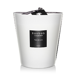 Baobab Collection Pierre De Lune Candle, Max 16