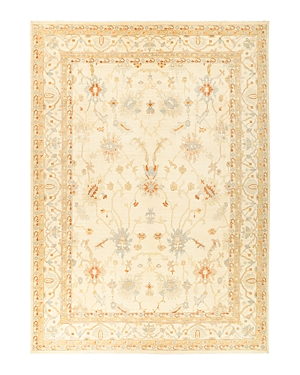 Solo Rugs Oushak 7 Hand-Knotted Area Rug, 10' 1 x 14'
