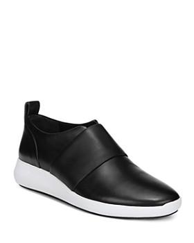 9306ae4c8d1ef5 Via Spiga - Women s Marlon Leather Slip-On Sneakers ...