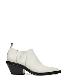 Via Spiga - Women's V-Farly Suede Ankle Booties