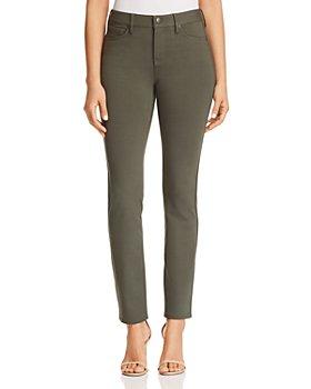NYDJ - Sheri Slim Ponte Pants - 100% Exclusive