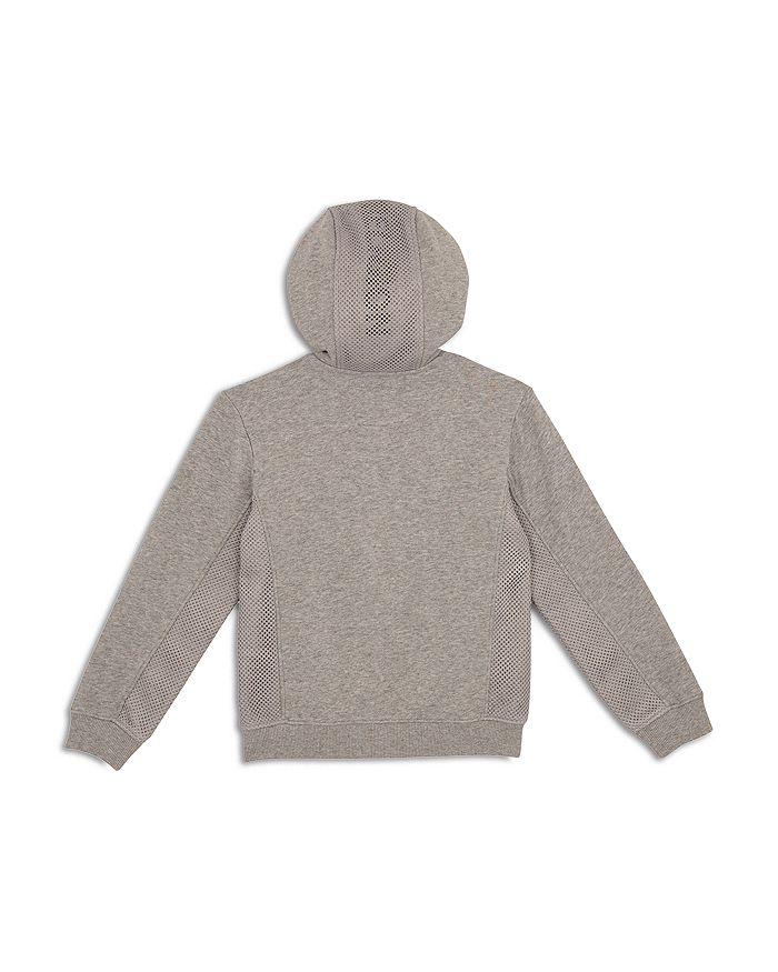 3c2ea658f True Religion - Boys' French Terry Hoodie with Mesh Details - Little Kid,  Big