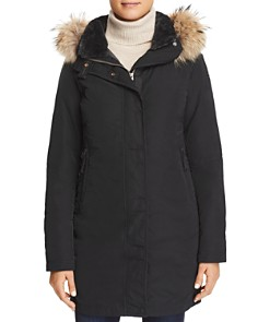 Parajumpers - Selma Fur Trim Down Coat