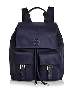 Tory Burch - Tilda Medium Nylon Backpack
