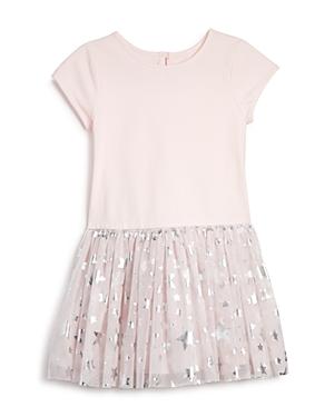 Pippa  Julie Girls Metallic Bomber Jacket  Star Tutu Dress Set  Little Kid
