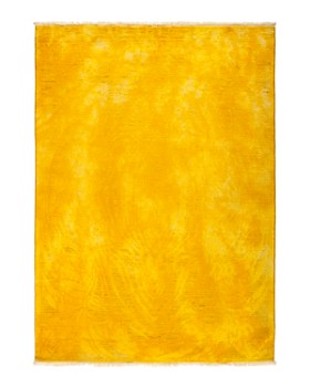 "Solo Rugs - Vibrance 49 Hand Knotted Area Rug, 4' 2"" x 5' 10"""