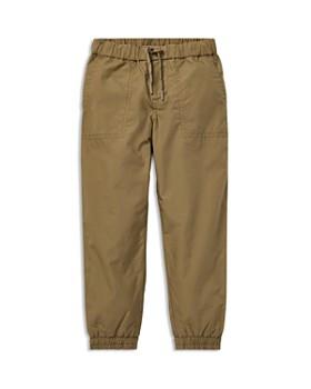 Ralph Lauren - Boys' Cotton Poplin Jogger Pants - Little Kid
