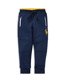 Ralph Lauren - Boys' Double-Knit Jogger Pants - Little Kid