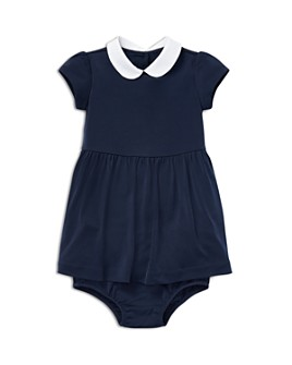 Ralph Lauren - Girls' Collared Dress & Bloomers Set - Baby
