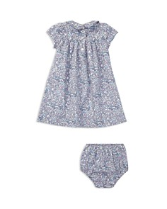 Ralph Lauren - Girls' Floral Cotton Dress & Bloomers Set - Baby