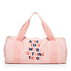 ban.do Work It Out Gym Bag, After This We're Getting Tacos - Bloomingdale's_0