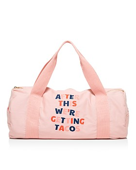 ban.do - Work It Out Gym Bag, After This We're Getting Tacos