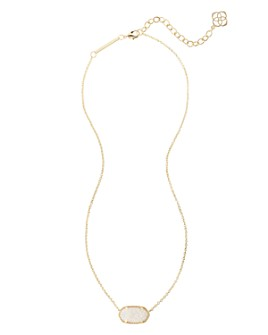 Kendra Scott - Elisa Drusy Necklace, 15""