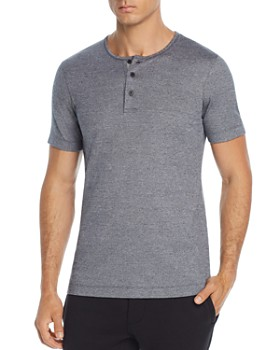 Wings and Horns - Short-Sleeve Henley