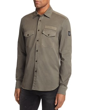 Belstaff - Palterton Regular Fit Utility Shirt
