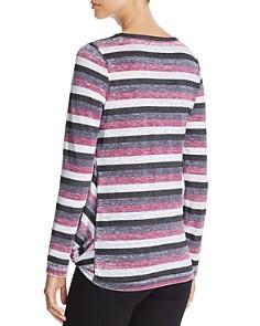 Marc New York - Striped Long-Sleeve Tee