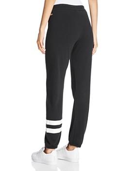 Marc New York - Graphic-Stripe Sweatpants