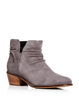 Cole Haan - Women's Alayna Slouchy Low-Heel Booties