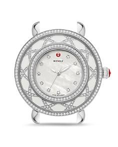 MICHELE - Cloette Limited-Edition Watch Head, 38mm