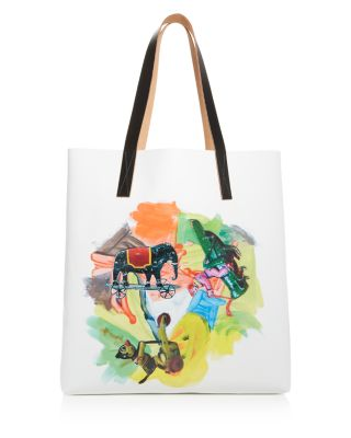 Frank Navin Shopping Tote by Marni