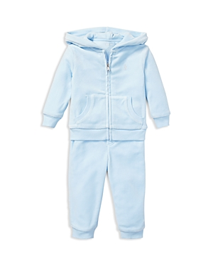 Ralph Lauren Boys' Velour Hoodie & Pants Set - Baby