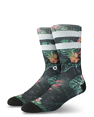 Stance Bagheera Tropical-Print Socks