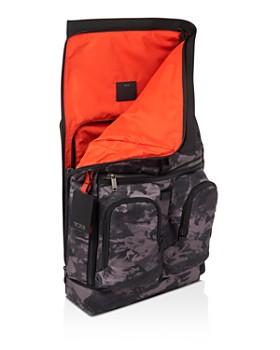 Tumi - Alpha Bravo London Roll-Top Backpack