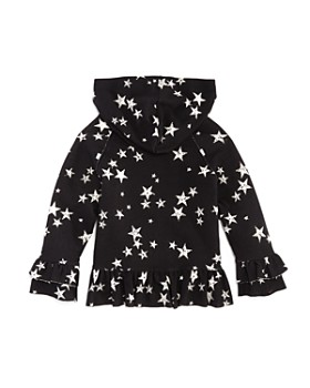 Generation Love - Girls' Star-Print Hoodie - Big Kid