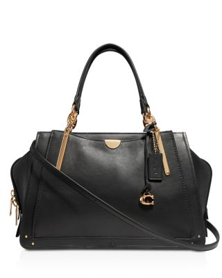 Dreamer 36 Large Leather Carryall by Coach