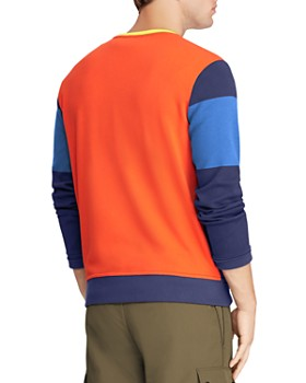 Polo Ralph Lauren - Hi Tech Double-Knit Sweatshirt - 100% Exclusive