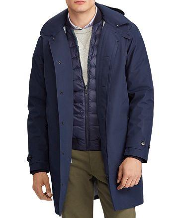 a1516c0963 Polo Ralph Lauren Water-Repellent 3-in-1 Commuter Coat | Bloomingdale's