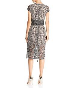 BRONX AND BANCO - Mixed Lace Dress