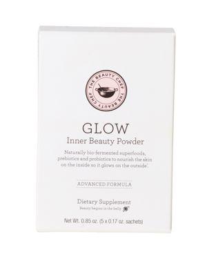 THE BEAUTY CHEF Glow Inner Beauty Powder Advanced Formula Supplement Sachet Box