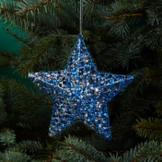Bloomingdale's Wire Star Ornament - 100% Exclusive _0