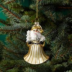 Bloomingdale's - Santa & Tree Ornament - 100% Exclusive