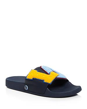 Tory Sport Women's Letterman Slide Sandals